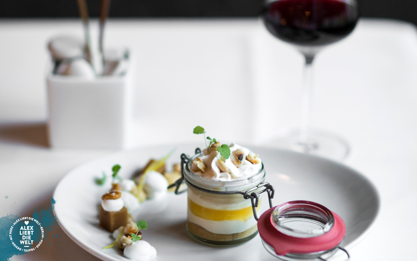 Alex liebt Berlin – Food & City Guide: Dessert im Restaurant Kopps