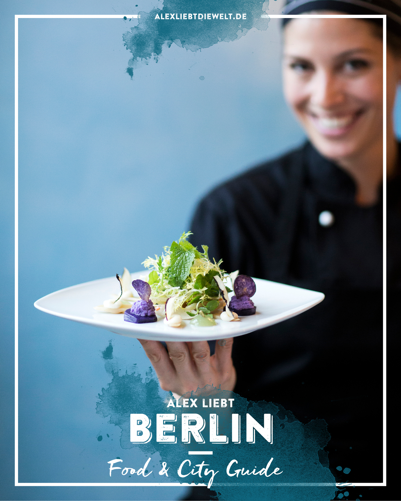 Alex liebt Berlin – Food & City Guide: Salat im Restaurant Kopps