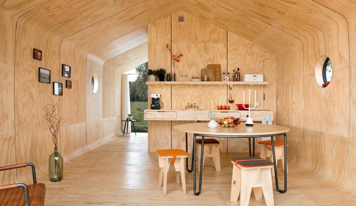 Tine House - von Wikkelhouse