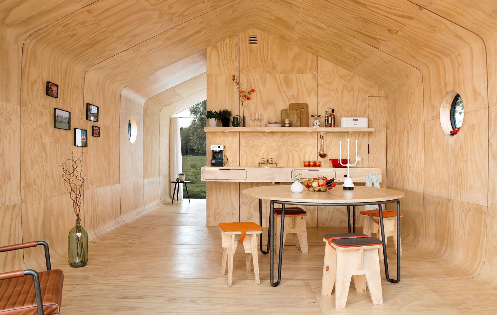 Tiny House: Ein Designtraum nicht nur für Laubenpieper - Alex liebt ...