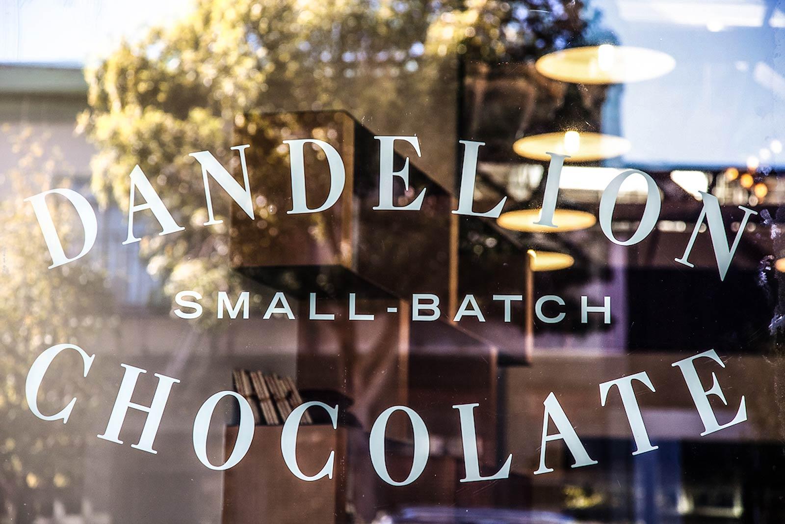 Beste Schokolade: Willkommen bei Dandelion Chocolate
