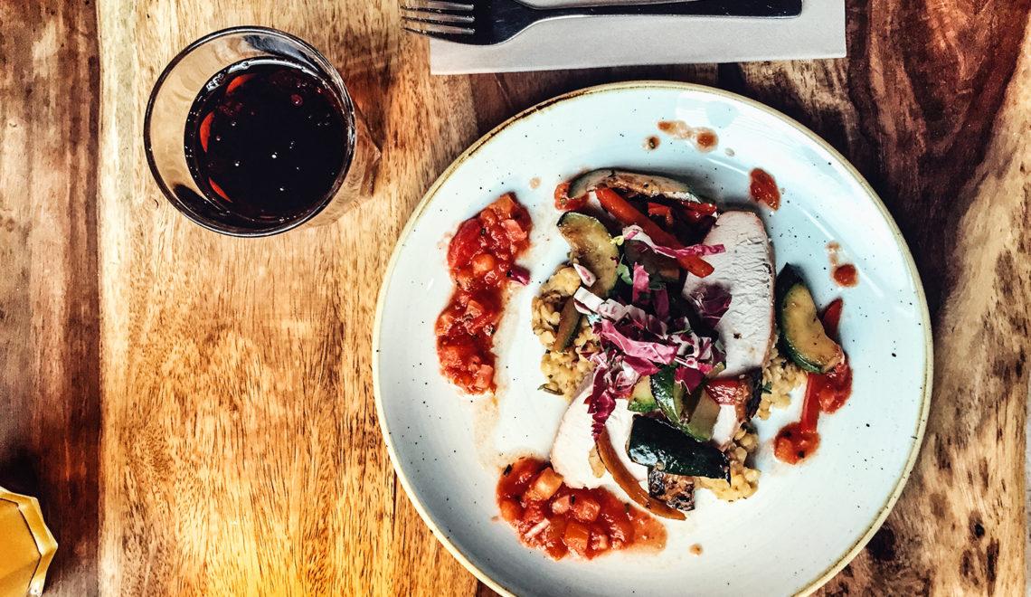 10 Möglichkeiten am Potsdamer Platz richtig gut zu essen
